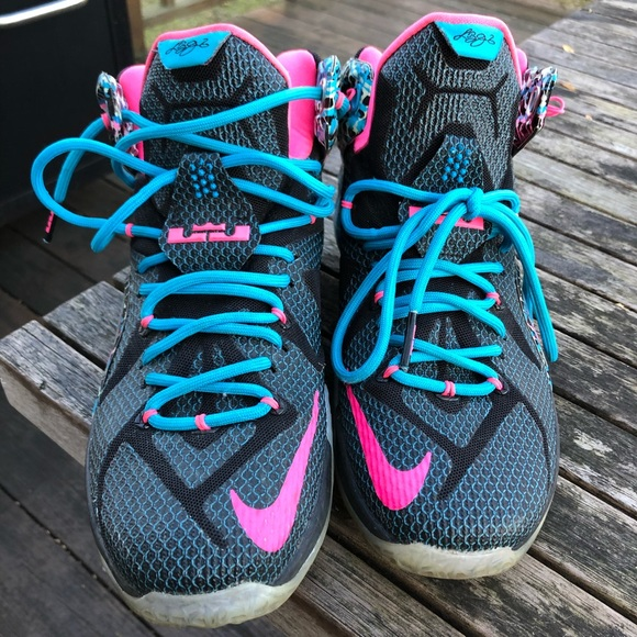 low priced 4317b aa867 LeBron Cotton Candy Sneakers. M 5c195066c61777d807784f33